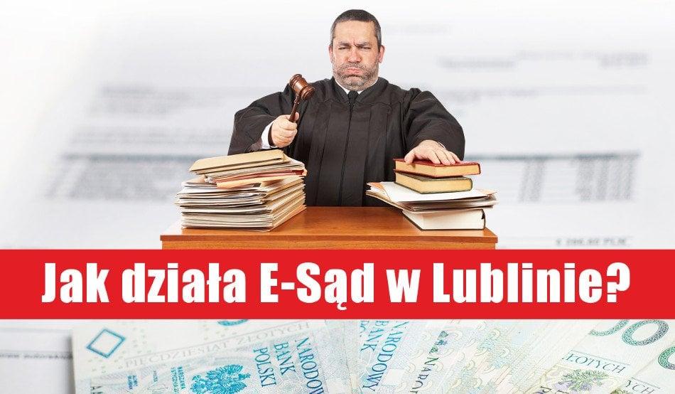 e sąd w Lublinie