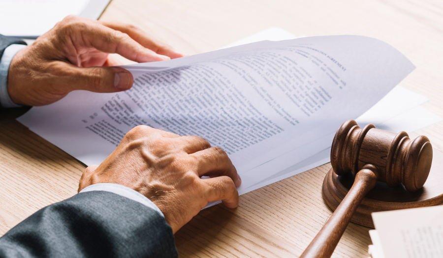 Pozew sądowy i nakaz zapłaty Easy Debt