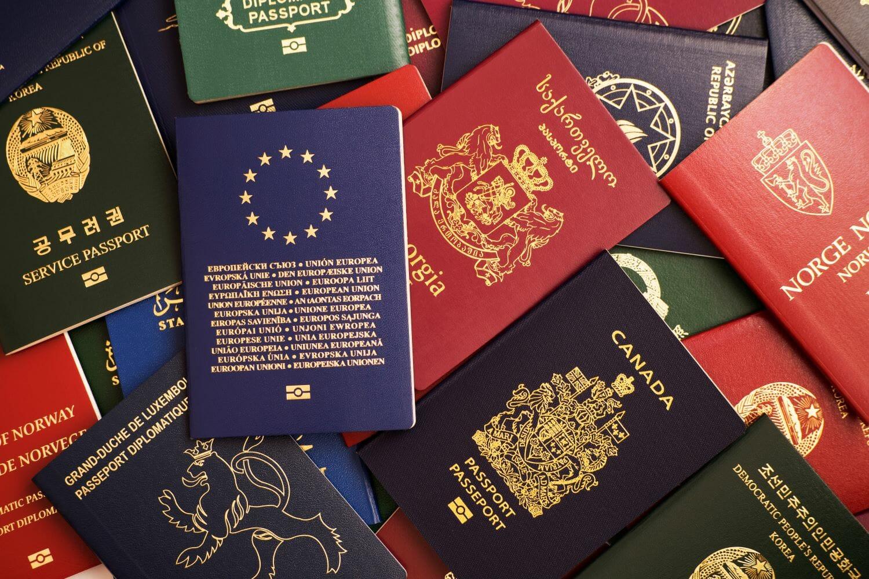 Pożyczka lub kredyt na paszport