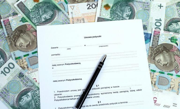 Szybka pożyczka dla zadłużonych